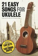 21 Easy Songs - na ukulele