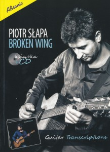 Broken Wing - guitar transcriptions - Piotr Słapa