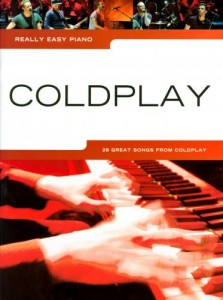Coldplay - 28 Great Songs - Really Easy Piano - New Edition