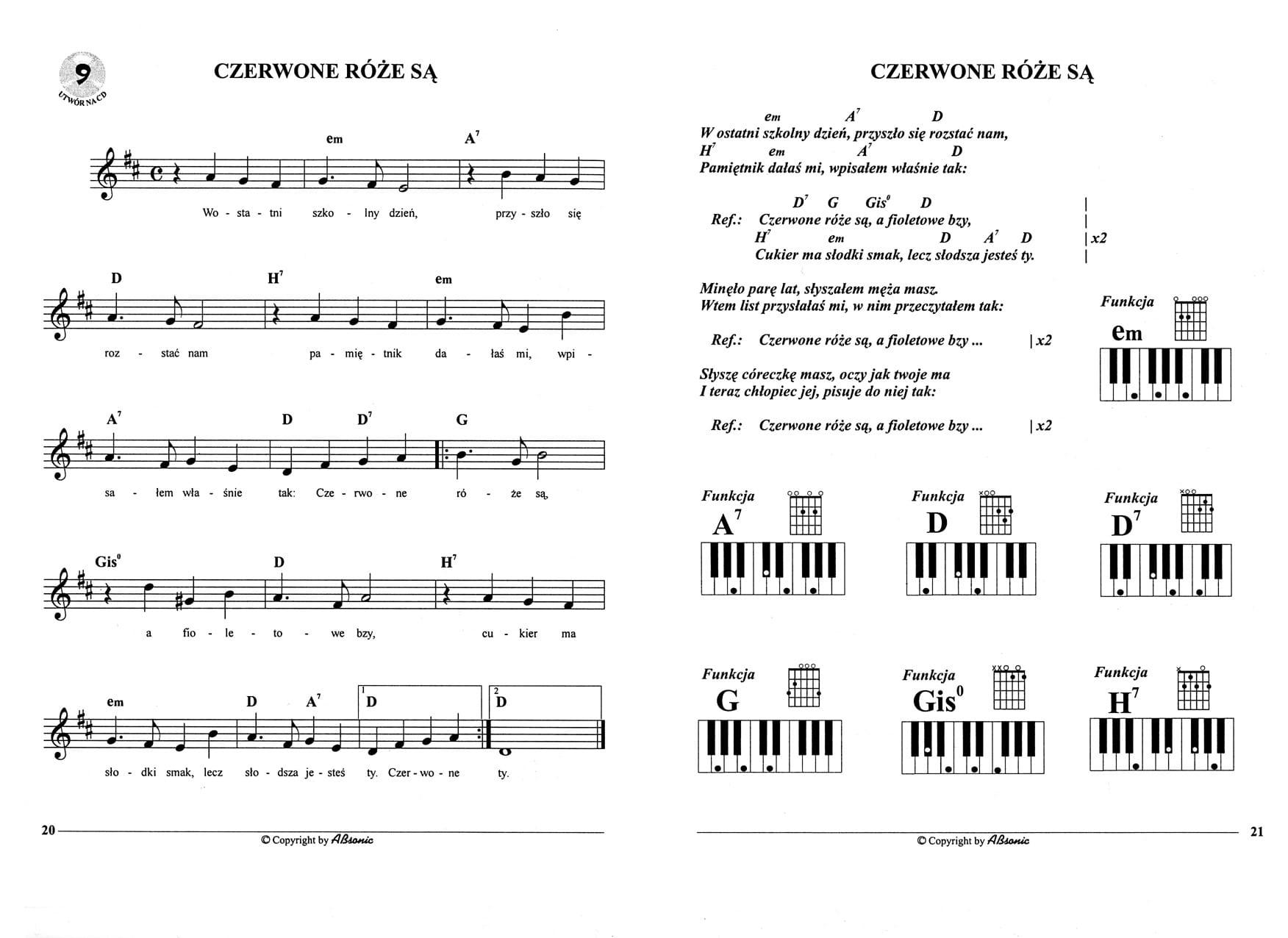 rezerwa tekst piosenki barka