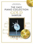 The Easy Piano Collection Gold: Best of Gold (Sampler) + CD