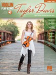 Taylor Davis  - Violin Play Allong Volume 65 - nuty na skrzypce (+ audio online)