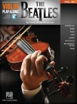 The Beatles   - Violin Play Along Volume 60 - nuty na skrzypce (+ audio online)