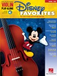 Disney Favorites    - Violin Play Along Volume 29 - nuty na skrzypce (+ audio online)