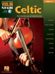 Celtic  - Violin Play Along Volume 4 - nuty na skrzypce (+ audio online)