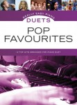Pop Favourites - Really Easy Piano Duets