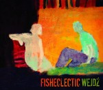 FISHECLECTIC - Wejdź - (CD)