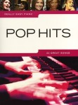 Pop Hits Piano Book Sheet Music, 22 Great Songs