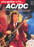 AC/DC play guitar with...