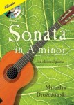 Sonata a-minor for classical guitar (+CD) Mirosław Drożdżowski