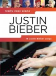 Justin Bieber Really Easy Piano
