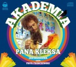 Akademia Pana Kleksa - audiobook CD