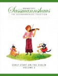 Kurt Sassmannshaus, Egon Sassmannshaus - Early start on the violin vol. 2. A violin method for children age four and older