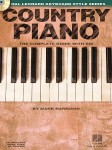 Mark Harrison - Country Piano. The Complete Guide (+ CD)