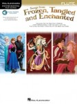Songs from Frozen, Tangled and Enchanted na flet (+ audio access)