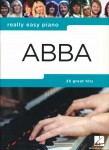 Really Easy Piano: Abba - 25 great hits