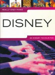 Disney - Really Easy Piano - łatwy układ na piano
