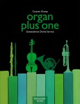 organ plus one: Divine Service - Original works and arrangements for church service and concert -  nuty na organy i instrument solowy