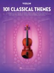 101 Classical Themes for Violin - nuty na skrzypce