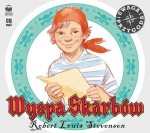 Wyspa skarbów - audiobook CD