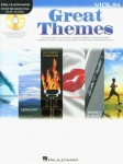Great Themes na skrzypce (+CD)