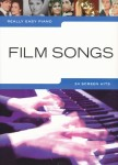 Really Easy Piano: Film Songs. 24 Screen Hits