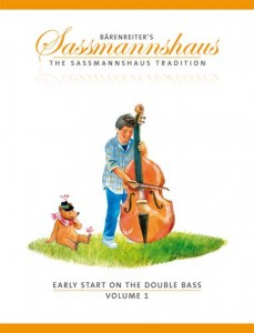 Holger Sassmannshaus Early Start On The Double Bass vol. 1