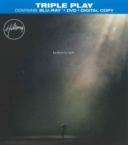 Hillsong Music Australia - Let There Be Light Triple play (BLU-RAY+DVD+Digital copy)