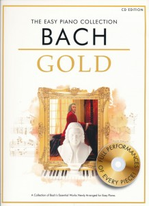 Bach - GOLD - the easy piano collection