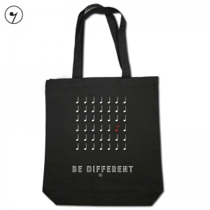 Torba z 2 uchami - Be different - nutki