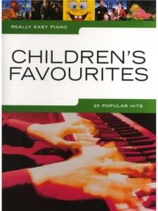 Children's Favourites Really Easy Piano