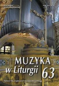 Muzyka w Liturgii nr 63