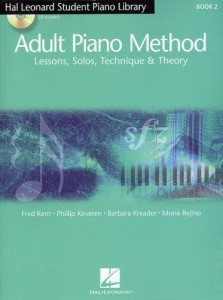 Adult Piano Method: Book 2. Lessons, Solos, Technique & Theory (+audio access)