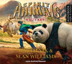 Spirit Animals. Tom 3. Więzy krwi - CD