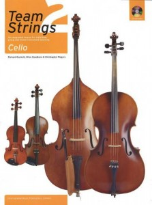 Team Strings 2: Cello +CD