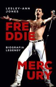 Lesley - Ann Jones - Freddie Mercury. Biografia legendy