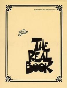 The Real Book - Volume I (6th ed.) - Flute, Oboe, Violin or C-Melody Instruments