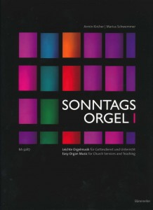 Sonntags Orgel I - proste utwory na organy