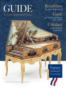 Guide to Early Keyboard Music - France 1