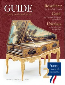 Guide to Early Keyboard Music - France 2