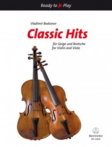 Classic Hits for Violin and Viola - na skrzypce i altówkę - Vladimir Bodunov - Ready to Play
