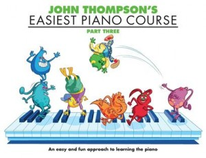 John Thompson - Easiest Piano Course cz. 3