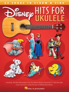 Disney Hits for Ukulele - Piosenki Disneya na ukulele