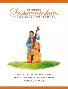 Holger Sassmannshaus Early Start On The Double Bass vol. 2