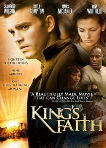 King's Faith - Wiara Króla (DVD)