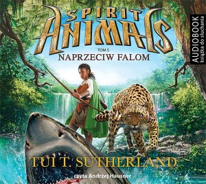 Spirit Animals. Tom 5. Naprzeciw falom - CD