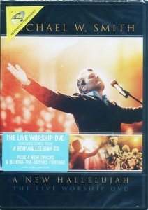 Michael W. Smith - A New Hallelujah The Live Worship (DVD)