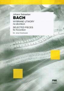Bach - Wybrane utwory na akordeon