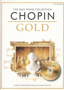 Chopin Gold - The Easy Piano Collection + CD